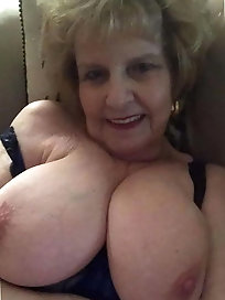 Mad older cougars in sexy panties